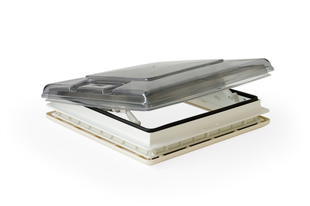 Fiamma 50 X 50 Roof Vent With White Top For Motorhomes